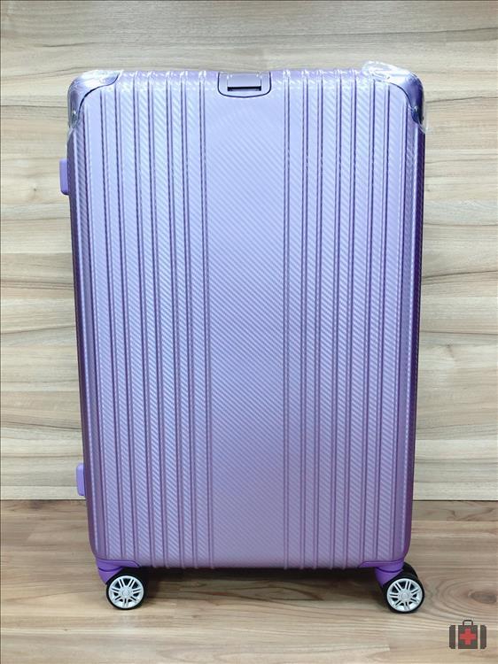 拉鍊箱-紫色