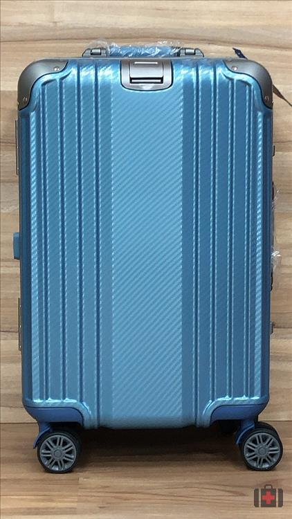 鋁框箱-冰藍
