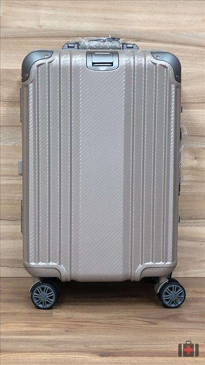 鋁框箱-卡金色
