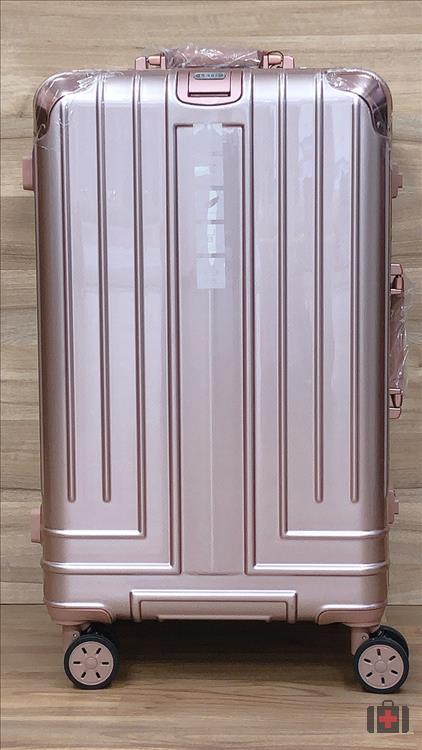鋁框胖胖箱-玫瑰金