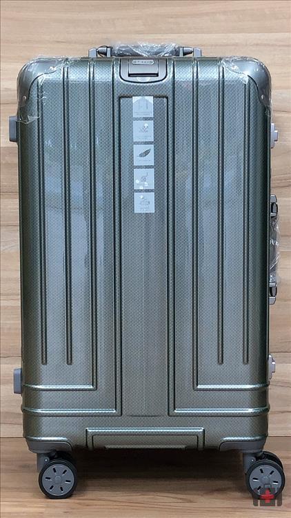 鋁框箱胖胖箱-青色