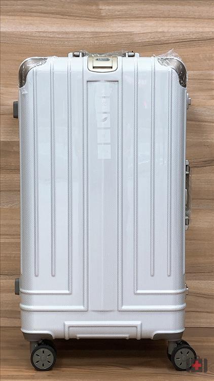 鋁框箱胖胖箱-珍珠白