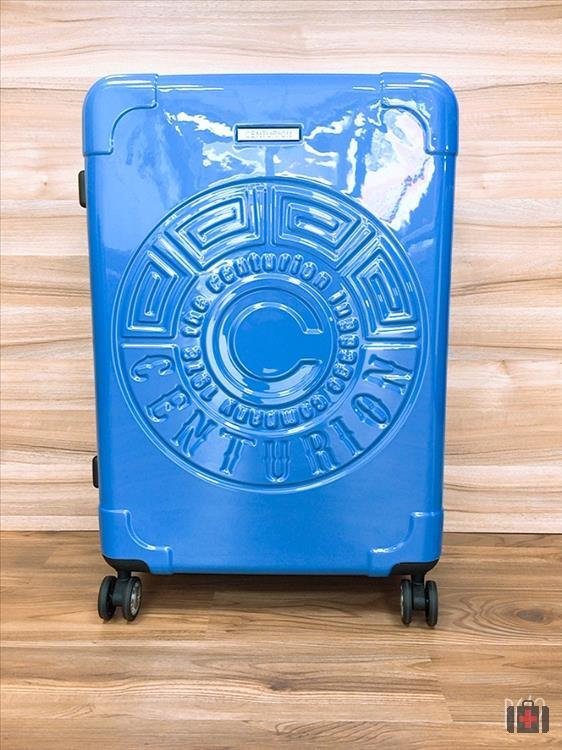 拉鍊箱-法國藍