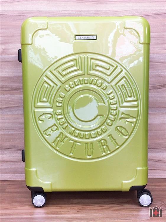 拉鍊箱-芥末綠